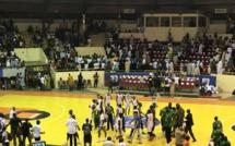 """#SENRCA #FIBAWC : Les """"Lions"""" s'imposent contre la Centrafrique (91-82)"""