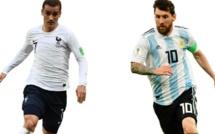 Les Compos officielles de France-Argentine