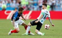 #FRAARG : l'Argentine prend l'avantage sur un but Mercado (2-1)