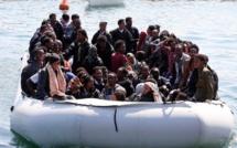 Disparition de 63 migrants après le naufrage d'un bateau au large de la Libye
