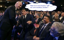 La réponse cinglante de la Fifa à Maradona après ses critiques sur l'arbitrage