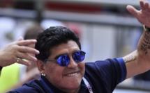 Diego Maradona présente ses excuses après ses propos sur l'arbitrage et la FIFA