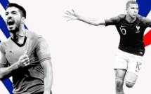 # Matchday-1/4 finale CMD2018: Découvrez les compos officielles de Uruguay-France
