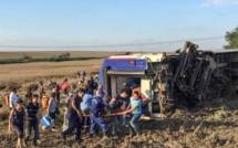 Turquie : plusieurs morts après le déraillement d'un train