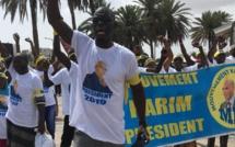 Karim Wade se prononce sur la marche du 13 juillet