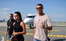 Vidéo - Pendant ce temps...Cristiano Ronaldo est arrivé à Turin