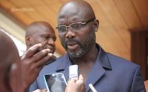 Libéria : Georges Weah annonce des mesures économiques contre l'inflation