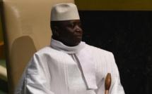 Une discussion entre Yaya Jammeh et son parti fuite sur les réseaux sociaux