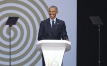Discours d'hommage à Mandela : Obama désigne l'exemple des joueurs de l'Equipe de France