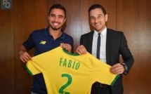 Officiel ! Nantes recrute Fabio