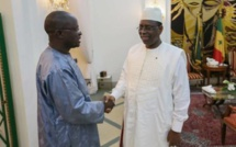 Modou Diagne Fada et son comité directeur au Palais vendredi