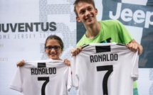 Vidéo : comment recycler son maillot de CR7 du Real à la Juve