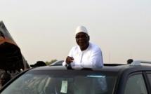 Présidentielle au Mali: Ibrahim Boubacar Keïta en campagne à Kidal