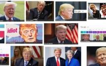 Google associe Donald Trump au mot idiot