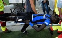 Supercoupe : Krepin Diatta victime d'une commotion cérébrale et d'une fracture du poignet