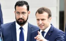 """Macron s'exprime pour la première fois sur l'affaire Benalla : """"ce qui s'est passé est une trahison"""""""