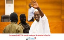 Suivez en DIRECT le 11e jour du procès en Appel de Khalifa Sall et Cie