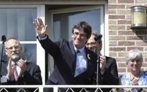 L'indépendantiste catalan Puigdemont va continuer son combat depuis la Belgique