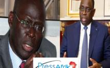 """Cheikh Bamba Diéye défie le Macky : """"s'il est courageux, je ne dois pas passer la nuit chez moi"""""""