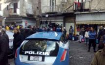 Naples : un Sénégalais blessé par balle jeudi