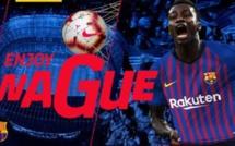 Barcelone: Moussa Wagué veut aller dans l'équipe première