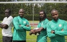 Aliou Cissé et son staff sont allés jusqu'à Paris pour évaluer leurs « lions »