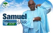 Présidentielle 2019: Samuel Sarr effectue sa première une visite à Touba