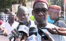 """Marche FNR banlieue : Mamadou Diop """"Decroix"""" accuse Macky de vouloir plonger le Sénégal dans le chaos"""