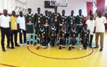 """Madiéne Fall sur l'afrobasket U18 garçons : """"Nous visons le carré d'as à Bamako"""""""