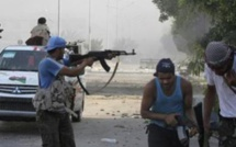 Libye: 45 miliciens pro-Kadhafi condamnés à morts