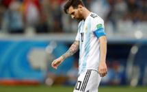 Messi renonce momentanément à l'Albiceleste