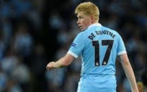 Manchester City : Kevin De Bruyne forfait pour 3 mois