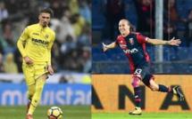 Officiel ! L'AC Milan s'offre Samuel Castillejo et Diego Laxalt
