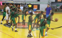 """Préparation au Mondial féminin 2018: les """" lionnes"""" se sont entraînées ce matin à Marius Ndiaye"""
