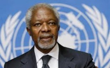 Urgent: Kofi Annan est décédé