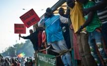 Présidentielle Mali: Des partisans de Soumaila Cissé manifestent contre les résultats provisoires du 2e tour