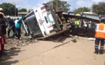 Accident à Khombole : un mort et 16 blessés