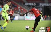 Vidéo - Le splendide but d'Ismaila Sarr qui donne la victoire au Stade Rennais