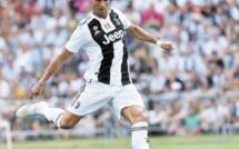 Juve : Allegri satisfait de Ronaldo