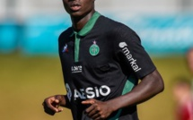 Makhtar Gueye inscrit son premier but en Ligue 1 et sauve Saint-Etienne