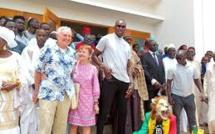 Gorgui Sy Dieng renforce le plateau médical de l'hôpital pour enfants de Diamniadio
