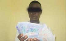 Thiès: un homme arrêté avec 2 millions Fcfa en faux billets