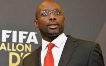 Liberia : Wenger et Le Roy décorés… Weah s'offre une polémique