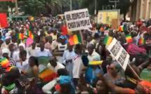 Direct-Mali: Des milliers de partisans de Soumaila Cissé dans la rue