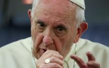 Etats-Unis: le pape accusé d'avoir protégé le cardinal pédocriminel McCarrick