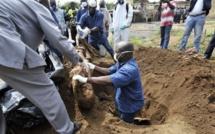 Yeumbeul : Le corps d'un marabout exhumé à cause du TER