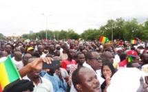 Mali: contre l'arrestation de deux cadres de l'opposition et la réélection d'IBK, les partisans de Soumaila Cissé encore dans la rue