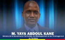 Révocation de Khalifa: le ministre de la Gouvernance territoriale se prononce cet après-midi