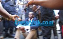 Vidéo -Direct Sandaga : Decroix malemené par la police