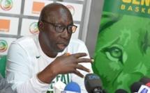 """Vidéo-Éliminatoires basket mondial 2019 : le coup de gueule de Abdourahmane Ndiaye, coach des """"lions"""""""